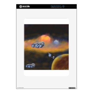 Deathless Stars at Infinite Horizons Skin For The iPad
