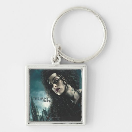 Deathly Hallows - Bellatrix Lestrange 2 Keychain