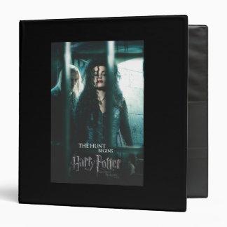 Deathly Hallows - Bellatrix & Lucius Binder