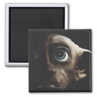 Deathly Hallows - Dobby 2 Inch Square Magnet