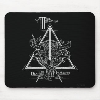DEATHLY HALLOWS™ Graphic Mouse Pad