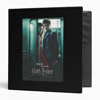 Deathly Hallows - Harry and Hermione 3 Ring Binder