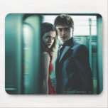 Deathly Hallows - Harry and Hermione Mouse Pad
