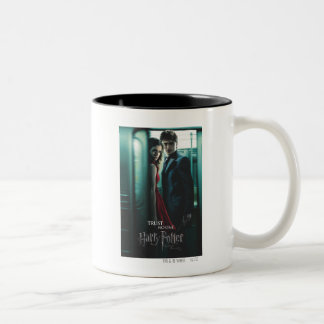 Deathly Hallows - Harry and Hermione Mugs