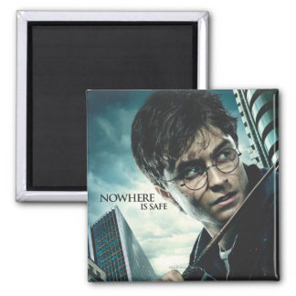 Deathly Hallows - Harry Magnet