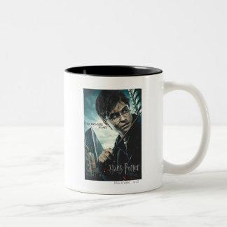 Deathly Hallows - Harry Coffee Mugs
