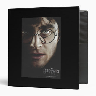 Deathly Hallows - Harry Potter 3 Ring Binder
