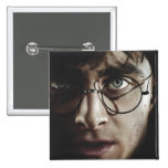 Deathly Hallows - Harry Potter Button