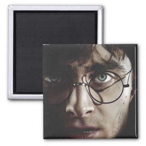 Deathly Hallows - Harry Potter Fridge Magnet