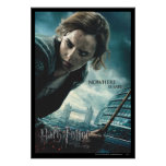 Deathly Hallows - Hermione 2 Print