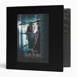 Deathly Hallows - Hermione and Ron Binder