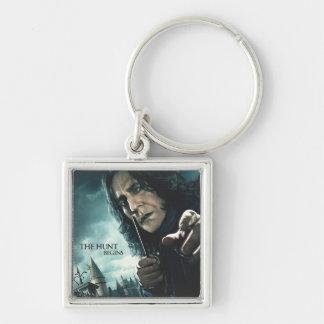 Deathly Hallows - Snape 2 Keychain