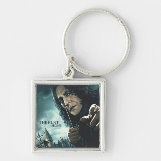 Deathly Hallows - Snape 2 Keychain