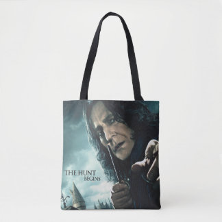 Deathly Hallows - Snape 2 Tote Bag