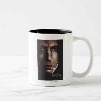 Deathly Hallows - Snape Two-Tone Coffee Mug