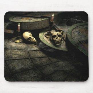 Deaths Domain Gothic Art Mousepad mousepad