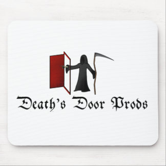 Death's Door Mouse Pad
