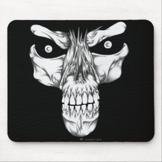 Death's Glare Mouse Pad