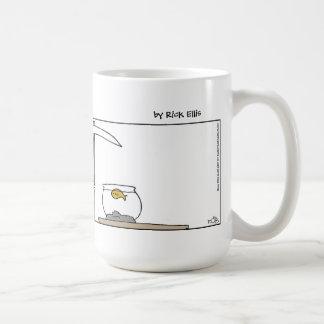 Death's Goldfish Coffee Mug