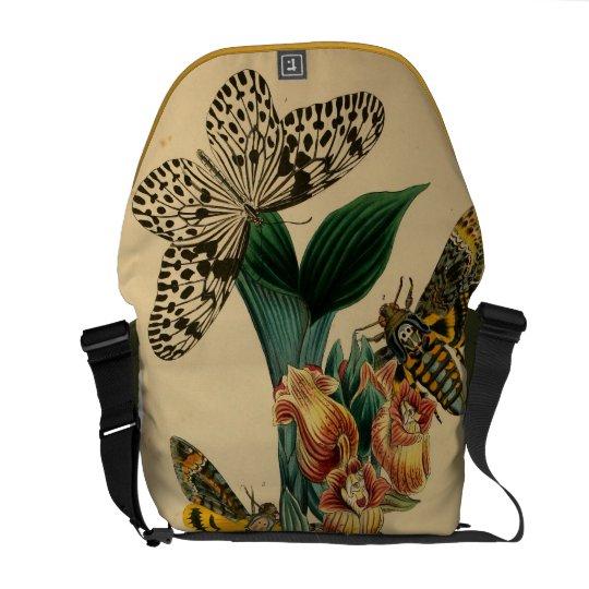Death's Head Butterflies Bag