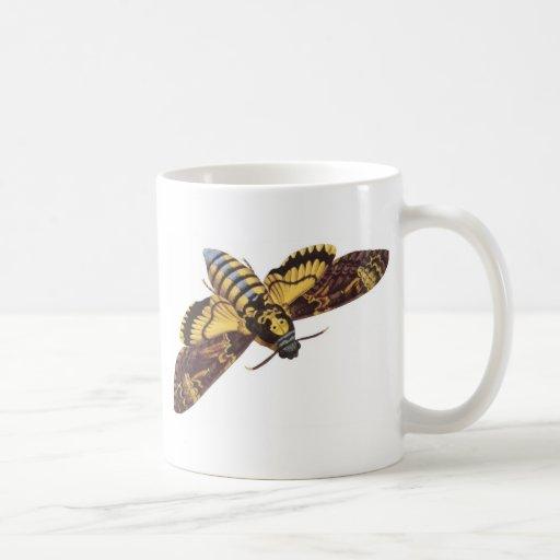 Death's Head Hawk Moth Mug