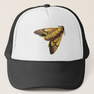 Death's Head Hawk Moth Trucker Hat