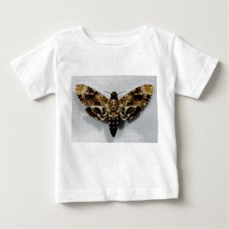 Death's Head Hawkmoth Acherontia Lachesis Baby T-Shirt