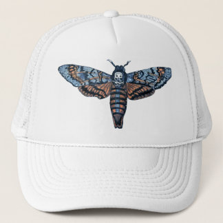 Death's Head Moth, aka Sphinx atropo moth Trucker Hat