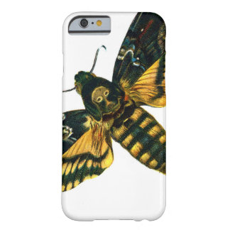 Death's Head Moth Barely There iPhone 6 Case