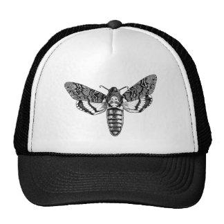 Death's-Head Moth Trucker Hats