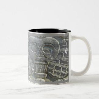 death's head mug