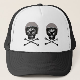 DEATH'S HEAD ON MY CAP