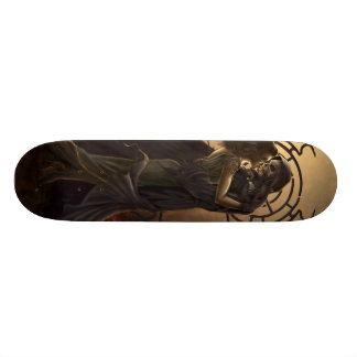 Death's Kiss Skateboard Deck