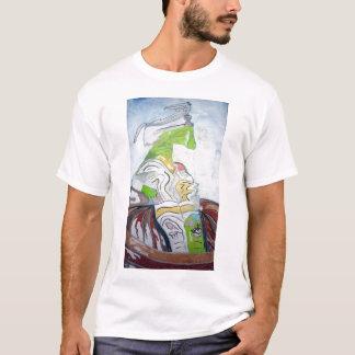 Deaths Rattle In Tar T-Shirt