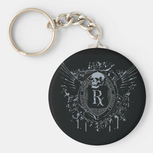 Deathshield keychain