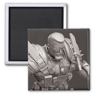 Deathstroke Alternate 2 Inch Square Magnet