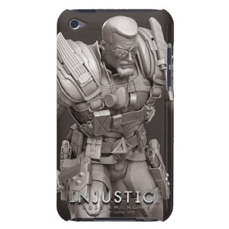 Deathstroke Alternate Barely There iPod Cases