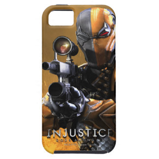 Deathstroke iPhone 5 Cases
