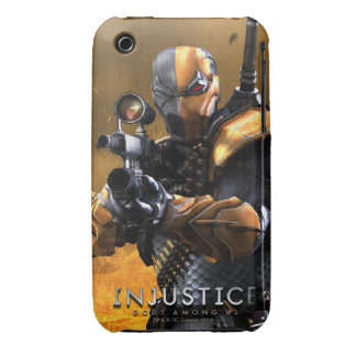Deathstroke iPhone 3 Cases