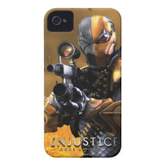 Deathstroke iPhone 4 Covers