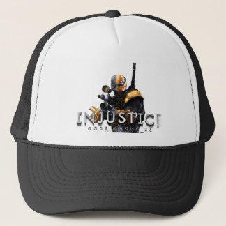 Deathstroke Trucker Hat