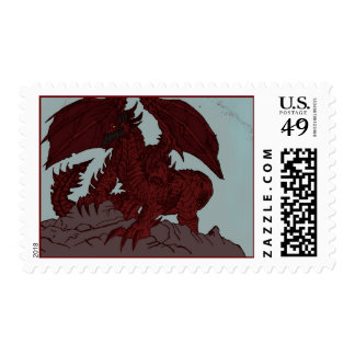 Deathwing STAMP! Postage