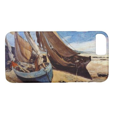 Beach Themed Deauville Beach 1866 iPhone 7 Case