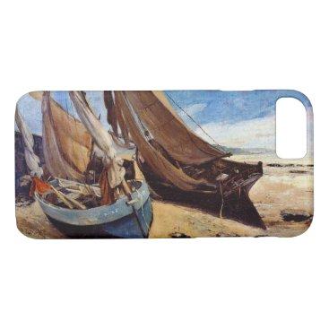 Beach Themed Deauville Beach 1866 iPhone 8/7 Case