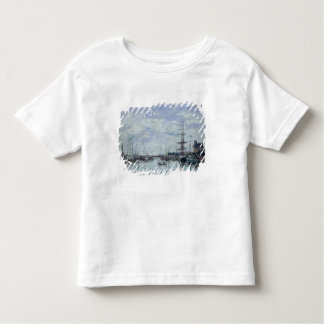 Deauville, the Dock, 1892 Toddler T-shirt