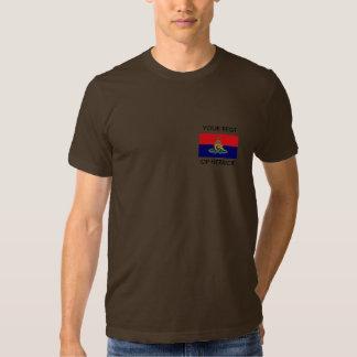 DEBACLE ARTILLERY FLAG OP HERRICK T SHIRT