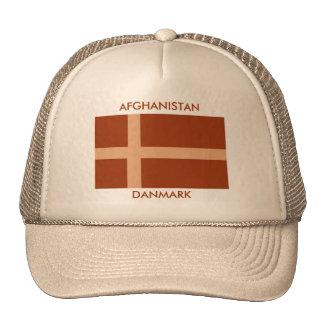 DEBACLE DANMARK BROWN CAP 1 TRUCKER HAT