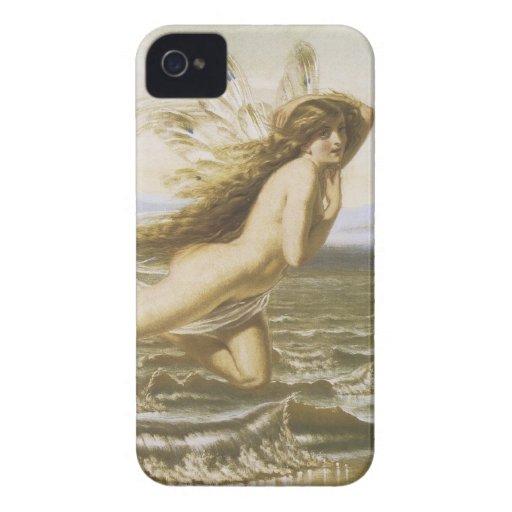 Debajo de la hada del mar iPhone 4 cobertura
