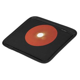 debajo de la lámpara glaring roja de la visión fundas para iPads