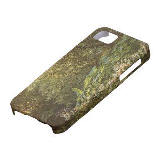 Debajo de las hojas del muelle por Doyle, hadas iPhone 5 Case-Mate Cobertura